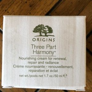 NIB Three Part Harmony Nourishing Cream